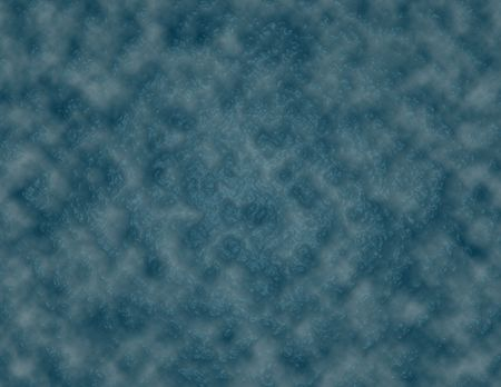 XXL Radioactive Blue Rubber
