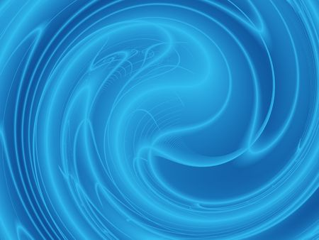 Blue Energy Background photo