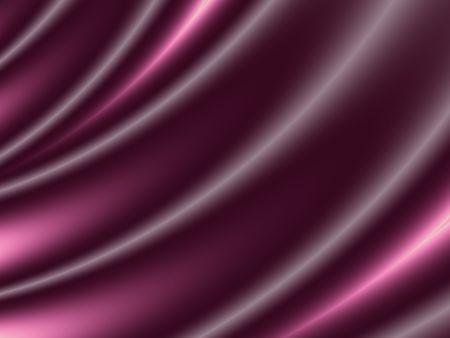 Satin purple background photo