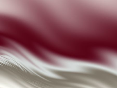 Abstract Wavy Background in Burgundy and Silver Stock Photo - 4112738