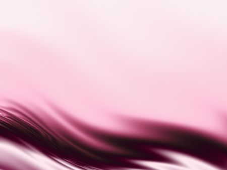 Abstract Wavy Background in Wine and Pink Imagens