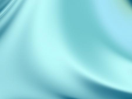 海のブルーの絹の背景