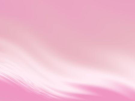 fractal pink: Abstract Wavy Background in Pink