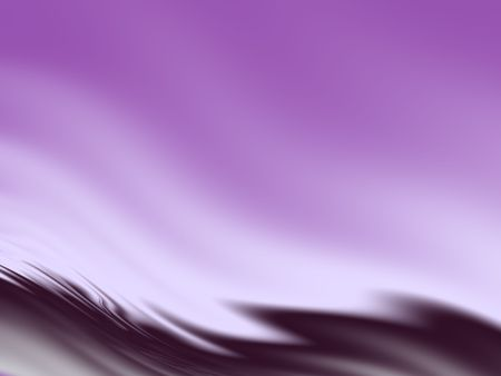 Abstract Wavy Background in Violet photo