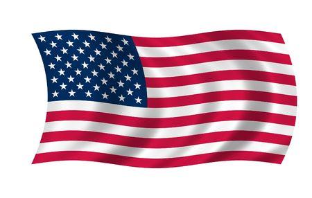 American Flag Stok Fotoğraf