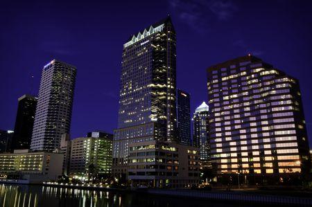 Tampa at Twilight