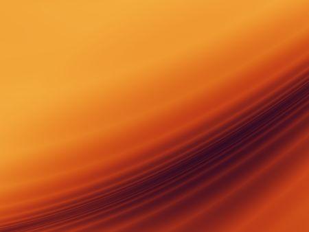 Oranje Tide Achtergrond Stockfoto