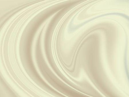 クリーム色の渦巻きの背景