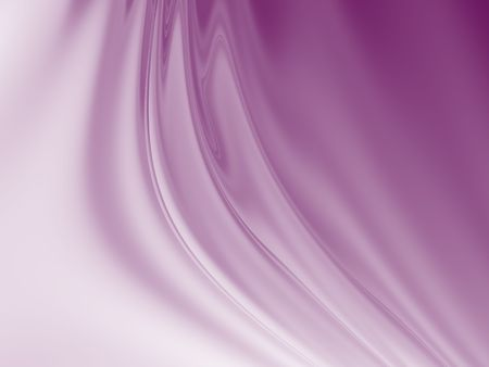 Abstract Fabric Background in Purple and Pink
