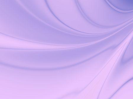 ライラックの抽象曲線背景 写真素材