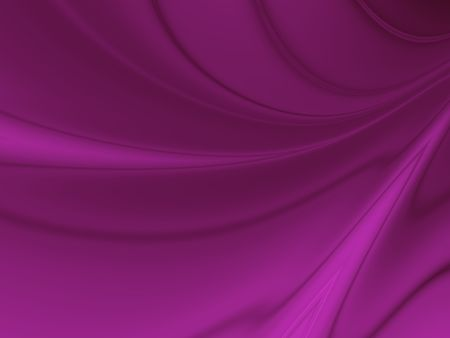 Abstract Curvy Background in Purple photo