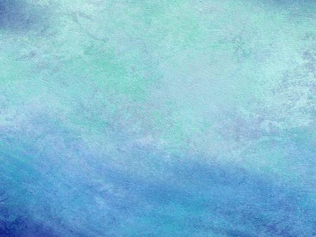 織り目加工のターコイズ ブルーの背景 写真素材