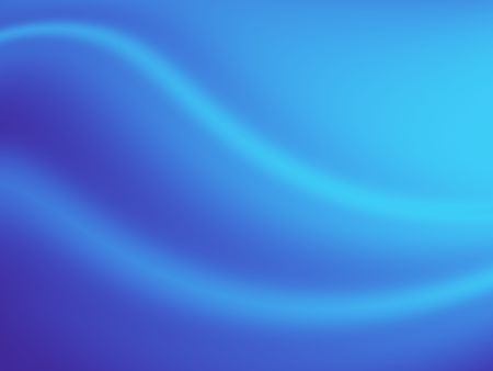 Abstract Hills Background in Ultramarine