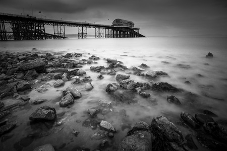 lifeboat station: Mumbles pier