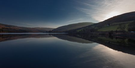 beacons: Talybont Reservoir The Talybont Reservoir is the largest stillwater reservoir in the central Brecon Beacons, South Wales