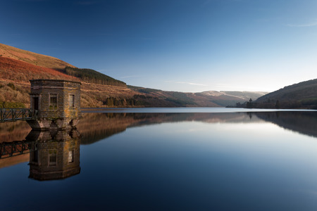brecon beacons: Talybont Reservoir Pump House The Talybont Reservoir is the largest stillwater reservoir in the central Brecon Beacons, South Wales