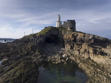 Bobs Cave under Mumbles Lighthouse Bobs Cave is found at the tip of Mumbles Head under the lighthouse, its named after a member of the Mumbles Lifeboat crew, Bob Jenkins, who sheltered here two days after a tragic rescue attempt in January 1883