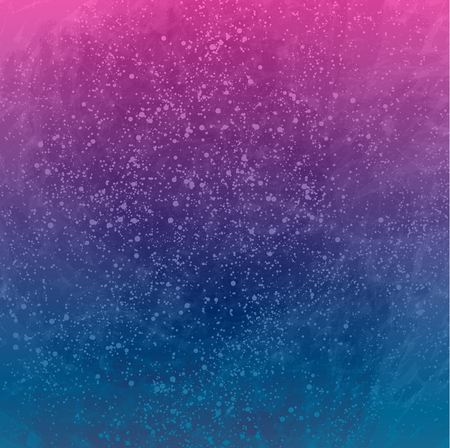seething: Gradient abstract background with lots of bubbles. Vector illustration