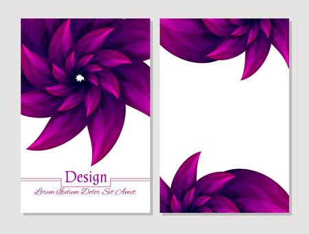 portadas de libros: Conjunto de plantillas de diseño vectorial. Vectores