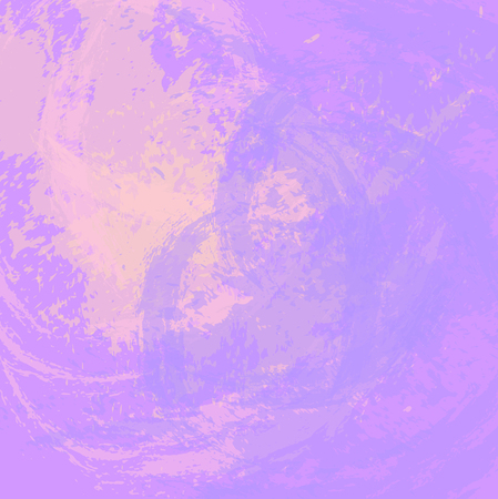 daub: Abstract background. The surface stained with paint. Carelessly painted wall.  Vector illustration. Purple colors