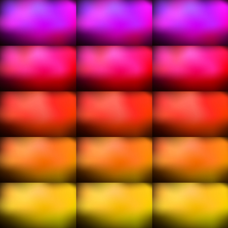 padding: Abstract background. Seamless pattern. Bright and colorful rectangular bulges. Illustration