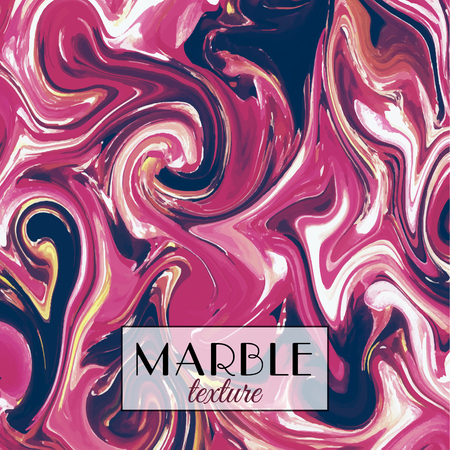marbled effect: Marble texture. Abstract colorful background. Vector illustration