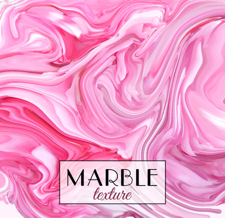 Marble texture. Vector abstract colorful background. Illustration