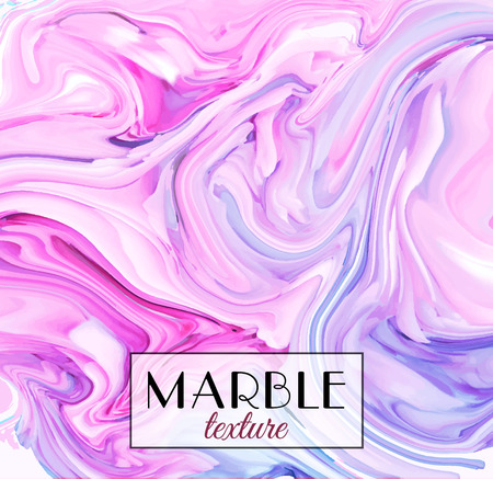 Marble texture. Vector abstract colorful background. Ilustração