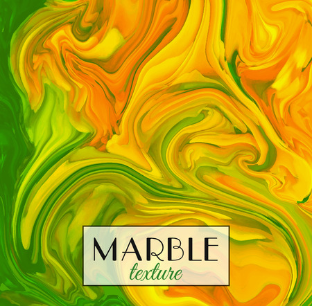 fluidity: Marble texture. Vector abstract colorful background. Illustration