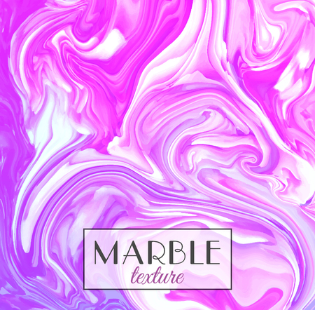 diffusion: Marble texture. Vector abstract colorful background. Illustration