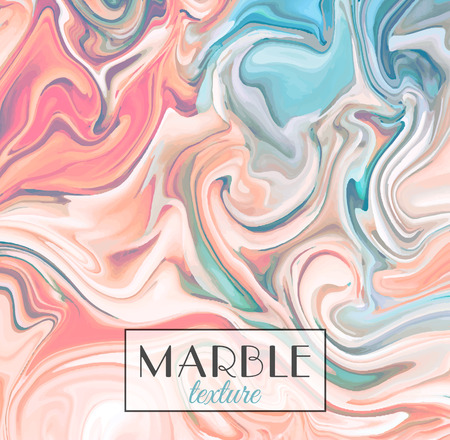 Marbling. Marble texture. Vector abstract colorful background. Paint splash. Colorful fluid. Vector illustration, eps10