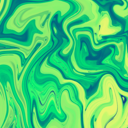 Marbling. Marble texture. Artistic abstract colorful background. Splash of paint. Colorful fluid. Bright colors. Can be used for design packaging, card, cover, invitation. Vector illustration, eps10 向量圖像