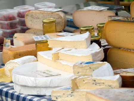 cheeses: cheeses