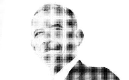 Barack Obama Artistic Editorial