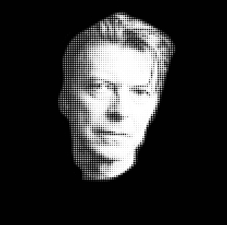 David Bowie Artistic Portrait Stock Photo - 72816926