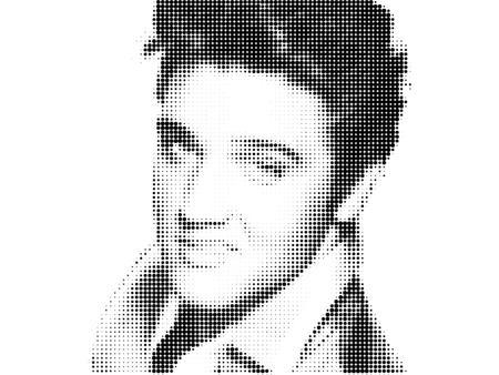 Elvis Presley Artistic Portrait
