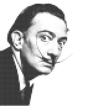 Salvador Dali artístico Editorial
