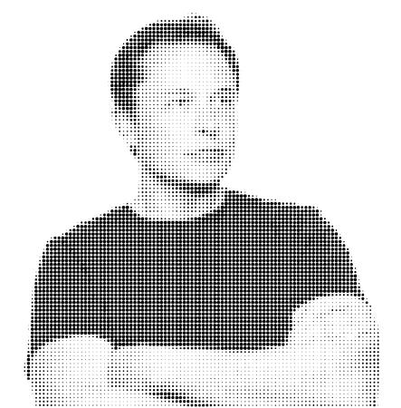 Artistic Illustration of Elon Musk Editorial