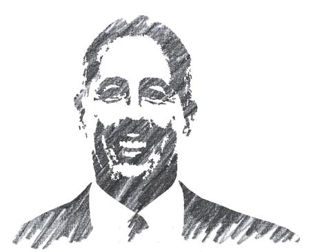 Pencil Illustration of Jerry Seinfield Editorial