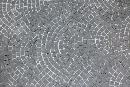 Stone floor background or texture photo
