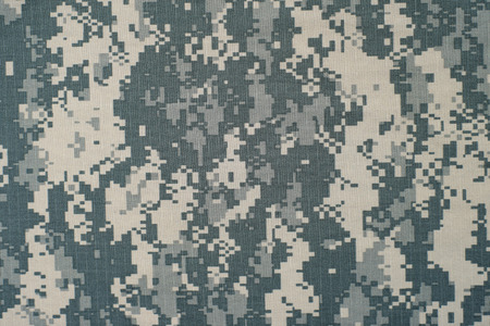digital camouflage as background or pattern Stock Photo