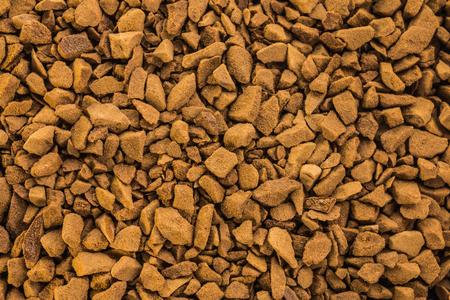 instant coffee: instant coffee macro background texture