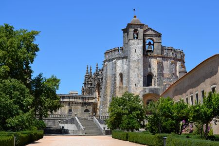 templars: The beautiful templar castle in Tomar, Portugal  Peacefull and full of mystery