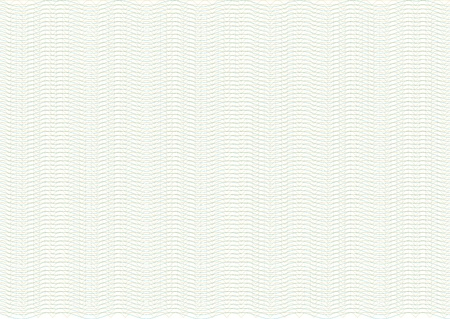 clean and empty guilloche background from three patterns