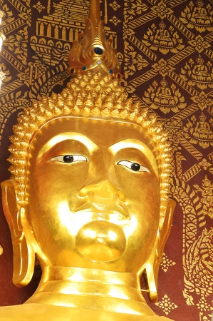 image of golden buddha in thailand Stock Photo - 18113946