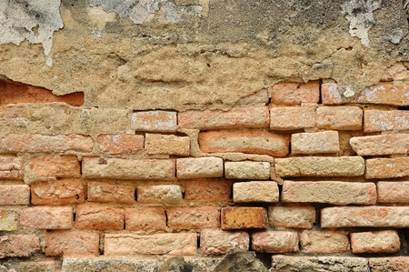 Old weathered brick wall  Stock Photo - 9023920