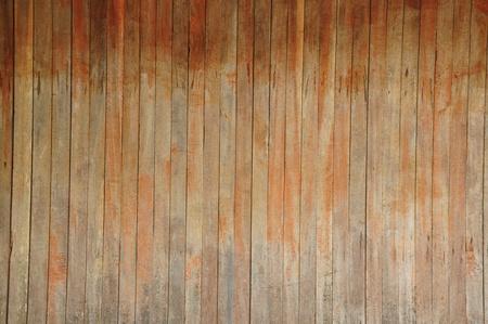 cedar: old wood wall Stock Photo