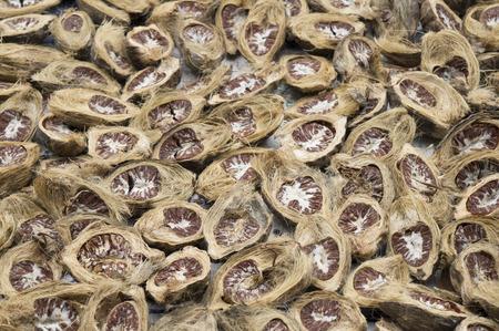 betel: betel nut or areca nut