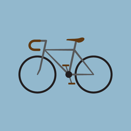 spoke: bicycle. vector illustration