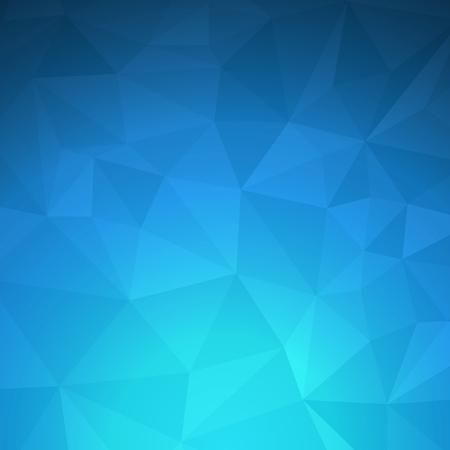 abstract polygonal mosaic vector illustration texture background Illustration